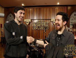 Así fue la final presencial de los finalistas de la Trivia Camino a Abbey Road.