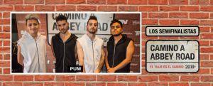 Con una propuesta pop rockera sólida, los PUM se consagran quintos semifinalistas