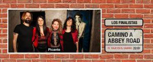 Picante sigue conquistando al Jurado y se define como la primera banda finalista
