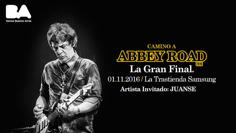 Llega 'La Gran Final' de Camino a Abbey Road