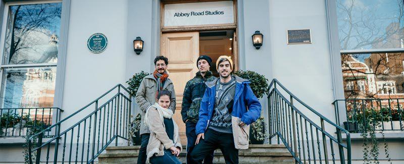 ¡Feli Colina es la ganadora de Camino a Abbey Road 2018!