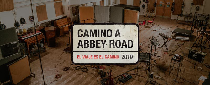 Camino a Abbey Road 2019