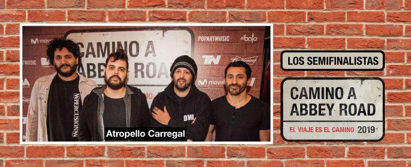Atropello Carregal arrasa con su fusión rítmica como sexto semifinalista