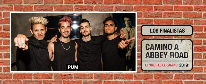 Con melodías potentes y complejas, PUM arrasó como segunda banda finalista